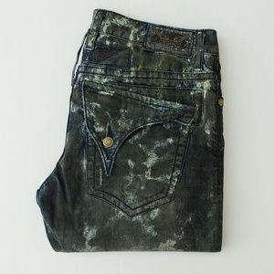 New Men's ROBIN'S JEAN sz 33 Slim Straight Jeans